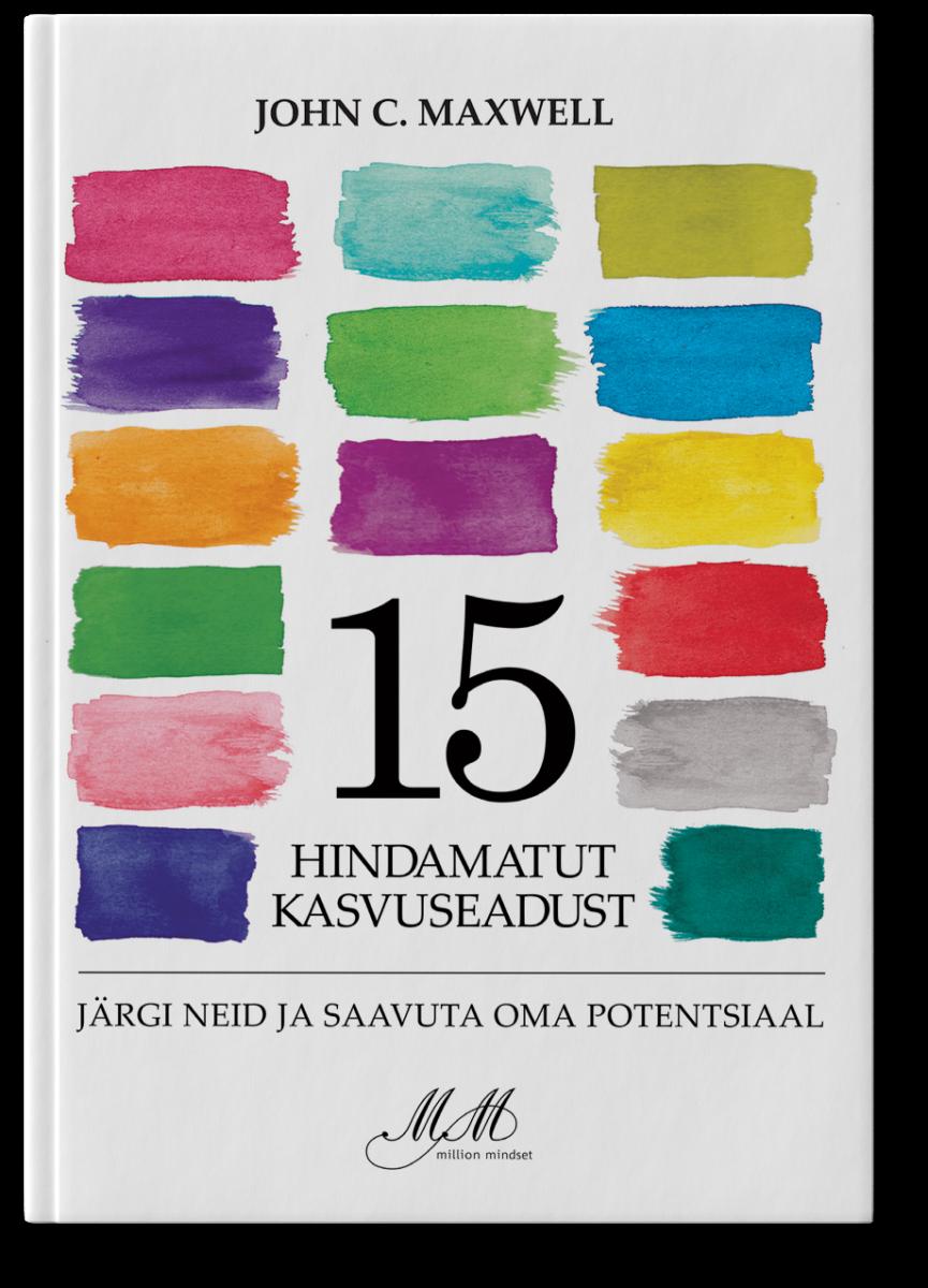 15 hindamatut kasvuseadust