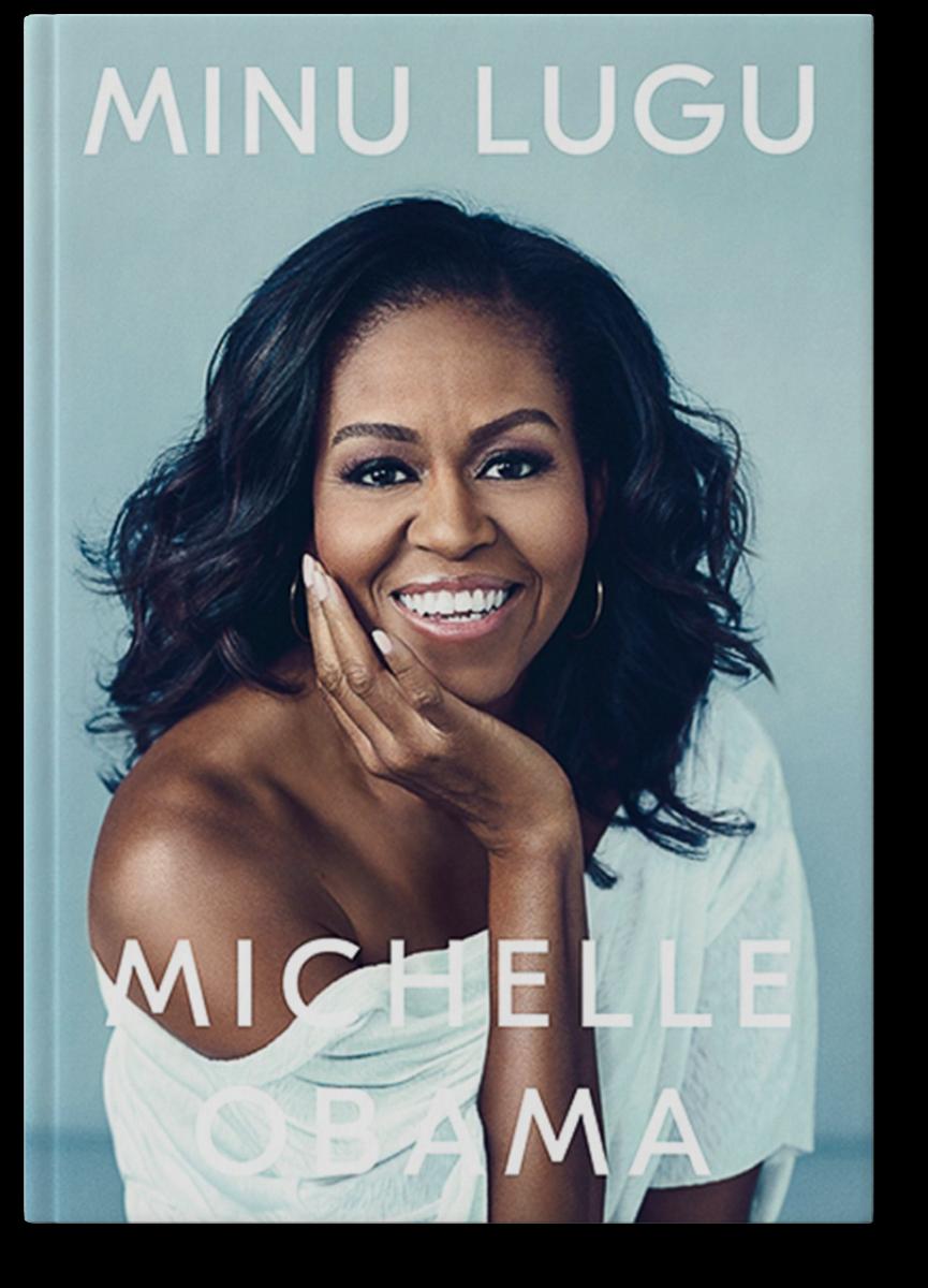 """Michelle Obama """"Minu lugu"""""""